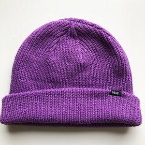 Vans Purple Beanie